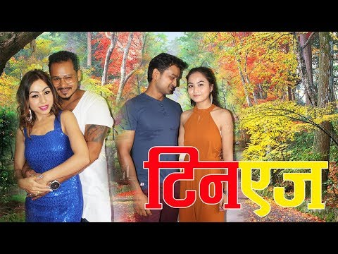 New Nepali Romantic Movie 'TEENAGE'