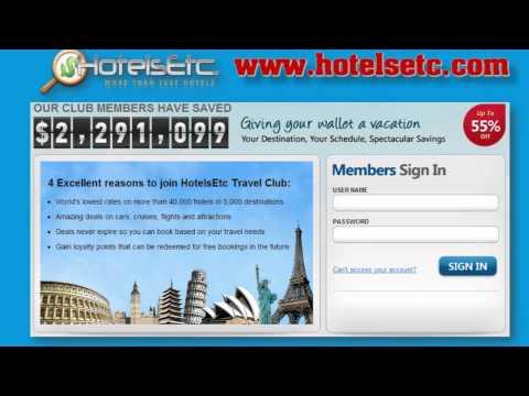 Discounted Hotels Membership Club