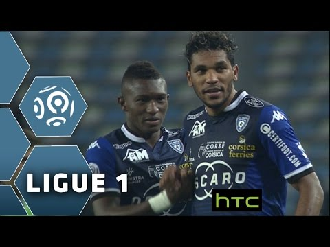 Goal BRANDAO (69') / SC Bastia - Olympique Lyonnais (1-0)/ 2015-16