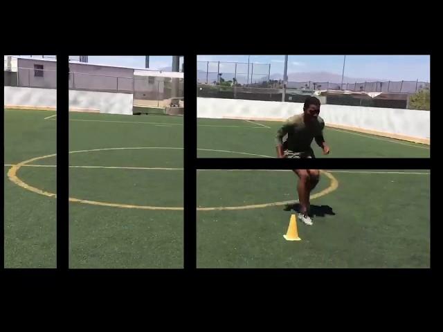 Phase 1 Football Elite Skills Training