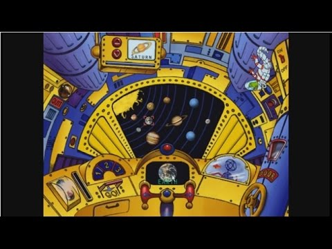 Gameplay Commentary: Magic School Bus Explores the Solar System