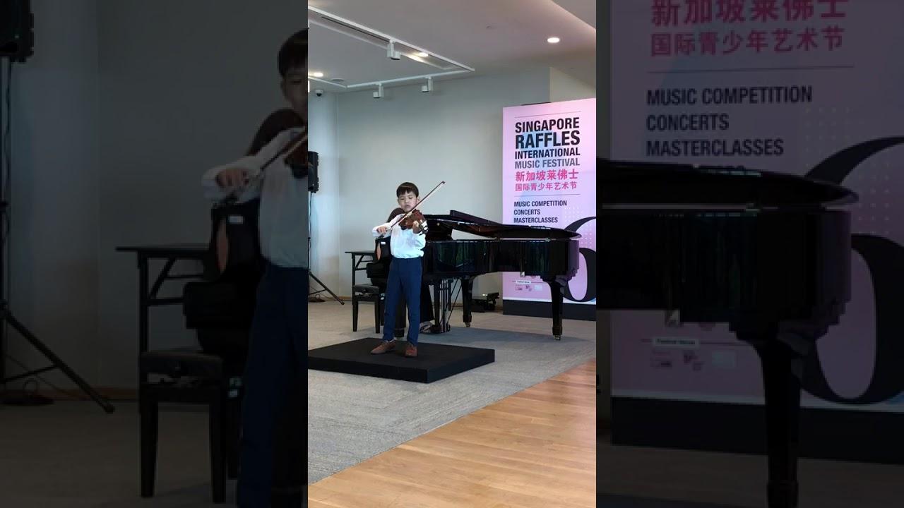 Vivaldi concerto in a minor op 3 no 6