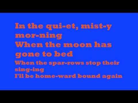 Homeward Bound Karaoke/Instrumental