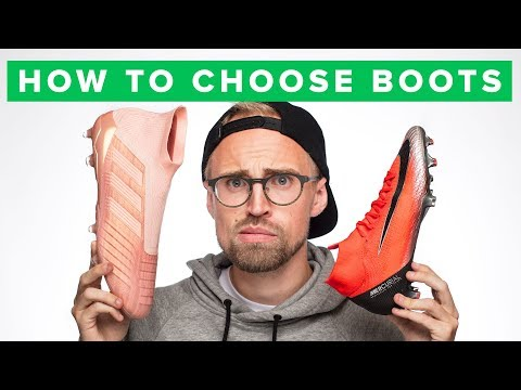 HOW TO CHOOSE THE RIGHT FOOTBALL BOOTS? thumbnail