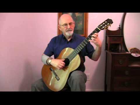Fernando Sor - Study No 8 Opus 35