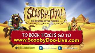 Scooby Doo and the Mystery of the Pyramids Promo Trailer