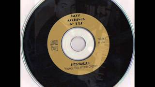 Fats Waller -- The Digah