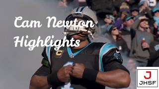 "Cam Newton Highlights ""Too Many Years"" 