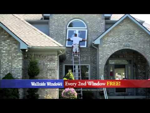 Wallside windows one day only sale youtube for Wallside windows