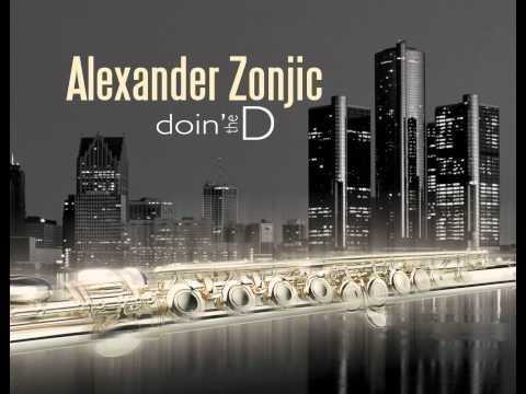 Alexander Zonjic -River Raisin Nights