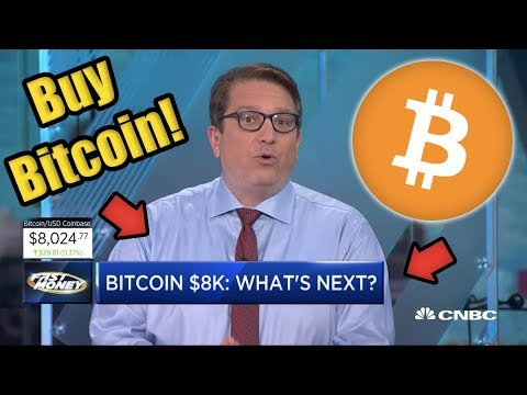 """BREAKING: """"BUY BITCOIN. BUY IT HERE."""" - CNBC 