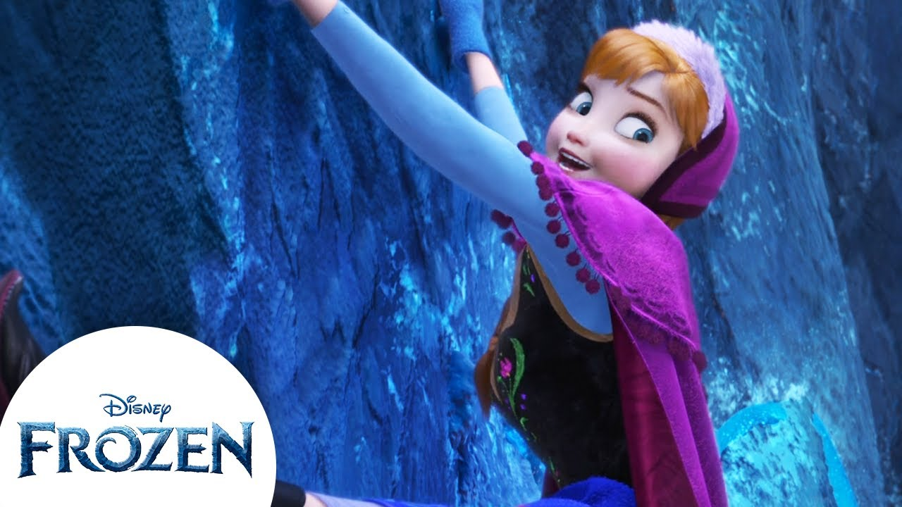 Anna's Journey to Elsa   Kids Cartoon   Frozen