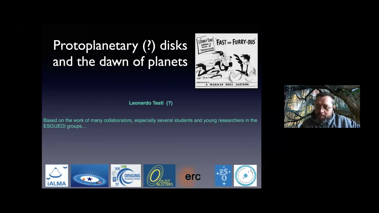 Download Protoplanetary (?) disks and the dawn of planets