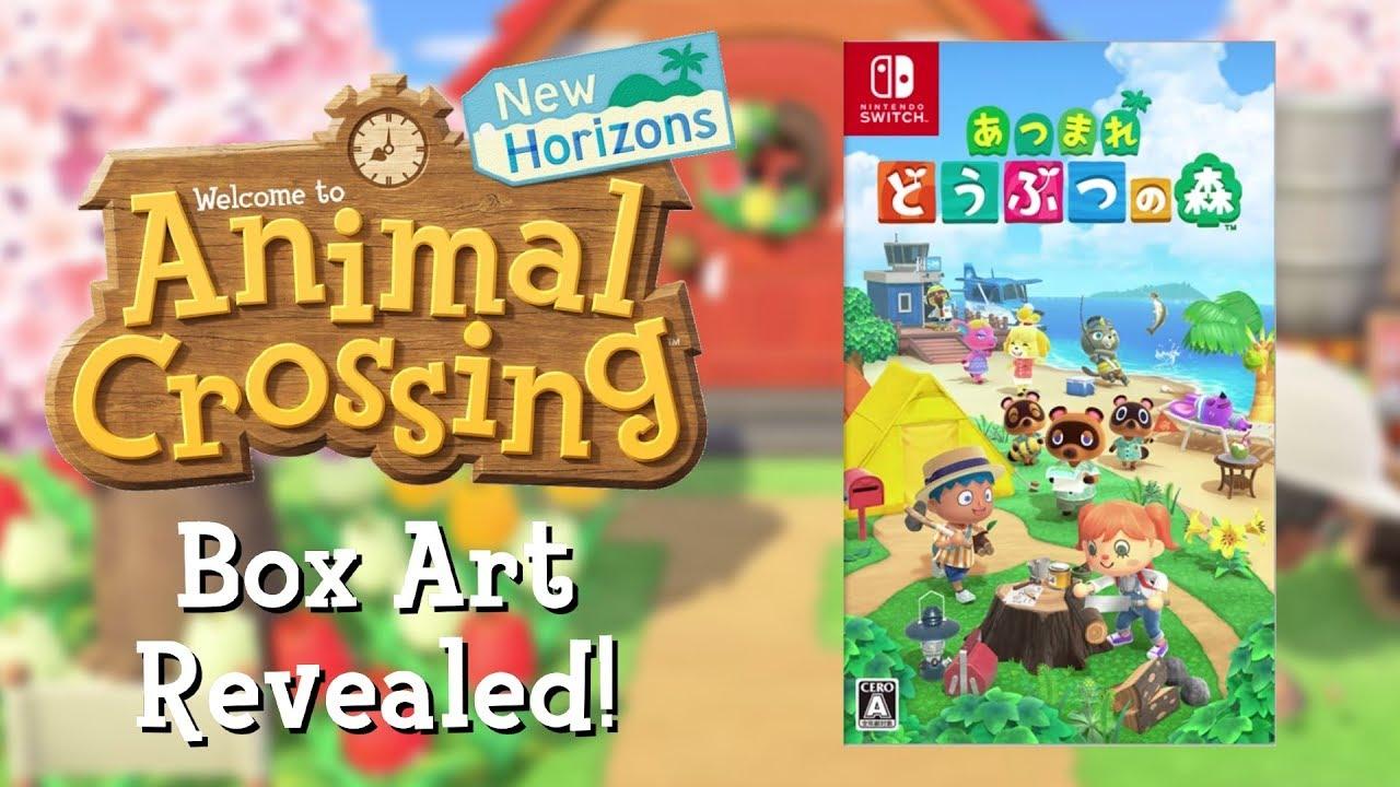 Box Art Revealed! NEW Animal Crossing: New Horizons Trailer Breakdown