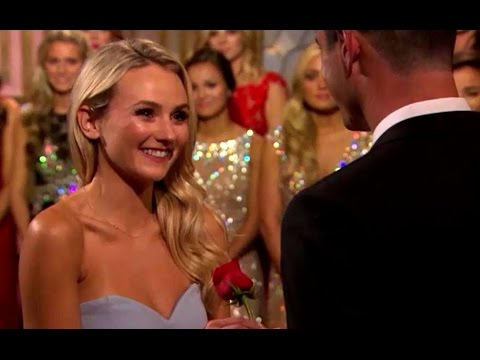 Lauren Bushnell: Rose Ceremony #1