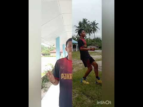 Tutorial dan penjelasan Gerakan Fartlek & Interval Traning. ( Jiki Haposan Damanik)