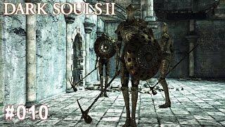 DARK SOULS 2 | #010 - Die Ruinenwächter (Bosskampf) | Let's Play Dark Souls (Deutsch/German)
