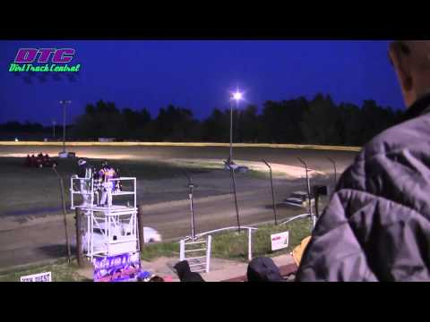 IMCA Hobby Stock A Feature US 30 Speedway 5 15 14