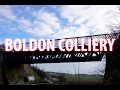 BOLDON COLLIERY   PRESENT AND PAST
