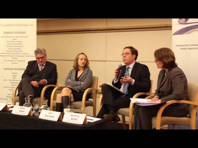 WITA TPP Series: Digital Trade Panel 1 Q&A pt 1 4/7/16