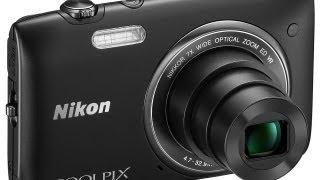 Nikon Coolpix S3500 Review - Coolpix S3500