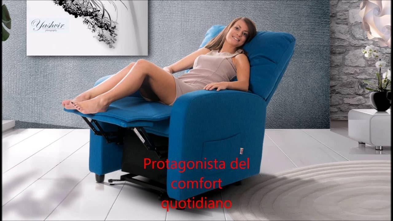 Poltrone relax a roma poltrone ortopediche elevabili e for Poltrone elevabili