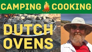 Camping Cooking: How to Cook in a Camp Dutch Oven
