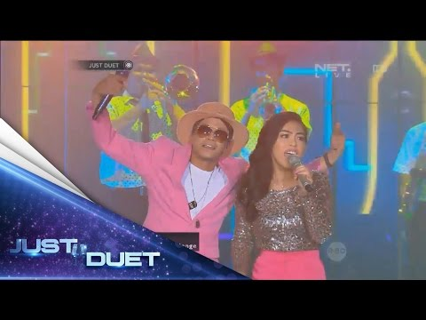 Let's move our body! Kiki & Kamasean sings Begadang by Rhoma Irama! - Live Duet 05 - Just Duet