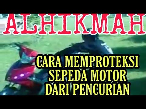 ALHIKMAH- proteksi sepeda motor.
