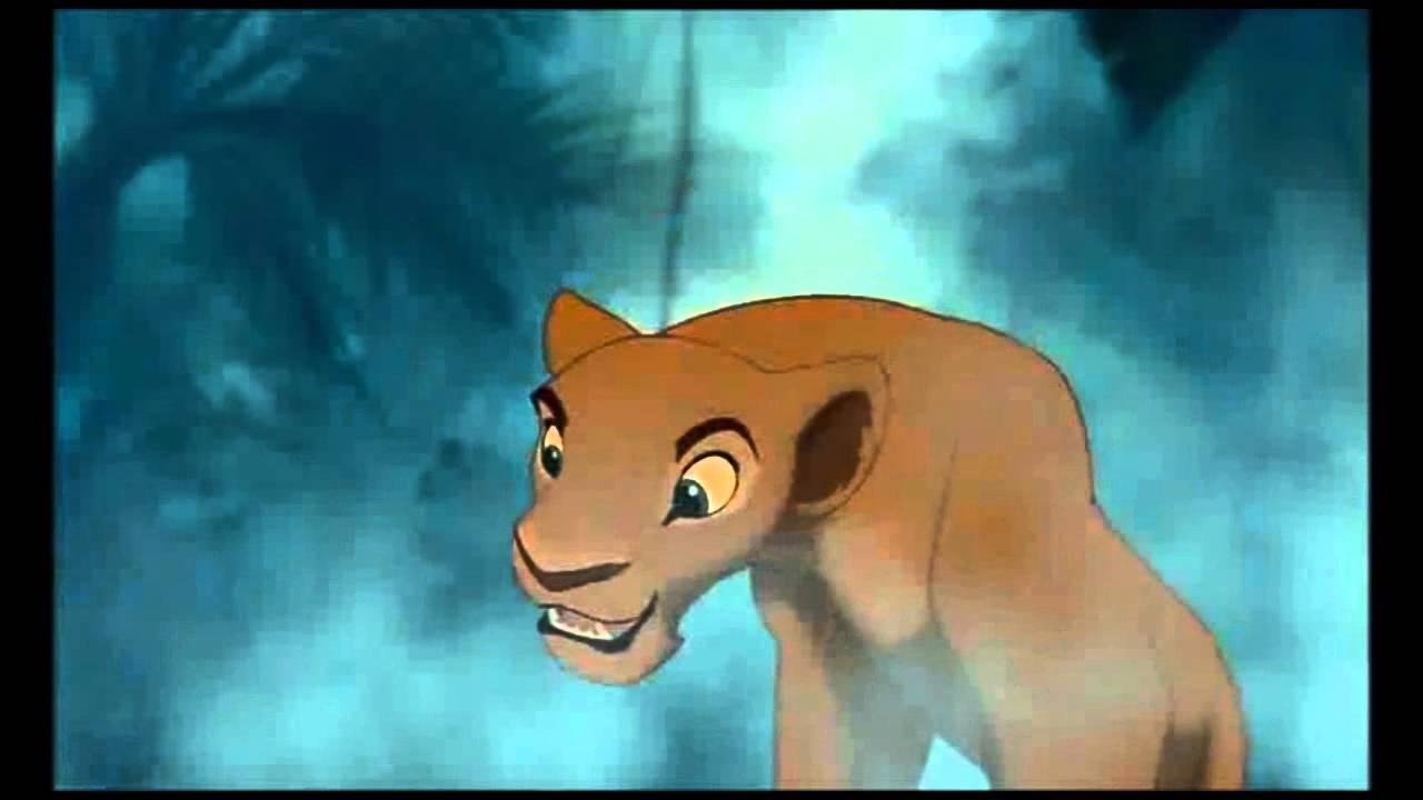 Simba Der Weisse Löwe