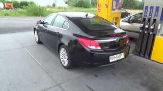 Auta z Niemiec #13/07/2015: Opel Insignia /Gyhum-Bockel/