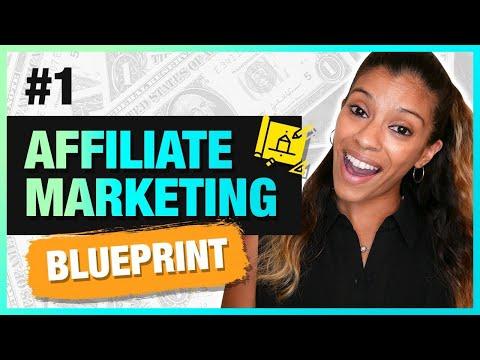 Affiliate Marketing FREE Course [PART 1] – Blueprint Overview | Marissa Romero