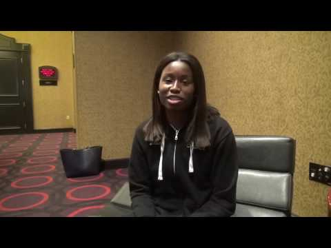 Candace Hill wants to go to University of Georgia for college
