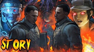 How PRIMIS Ended Up In BLOOD OF THE DEAD! Tranzit CREW in Alcatraz! Black Ops 4 Zombies Storyline