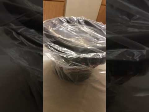 """American Bass XFL1244 12"""" Dual 4 Ohm Competition Car Stereo Subwoofers Unboxing"""
