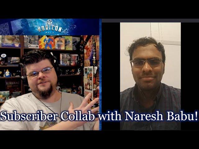 Bipolar & Indian Films with Naresh Babu! - Subscriber Podcast #1