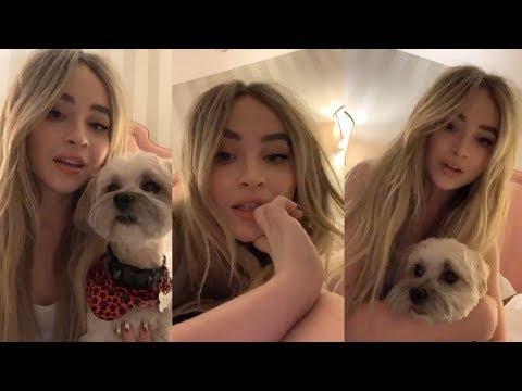 Sabrina Carpenter  Instagram  Stream  14 January 2019