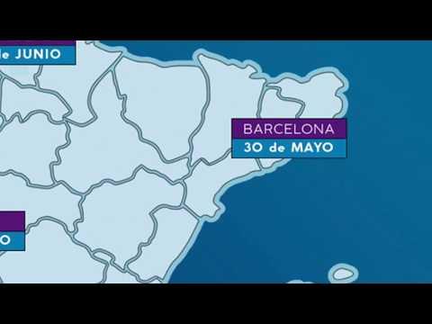 OTCASTING2018 BARCELONA, ALICANTE Y VALENCIA   OT 2018