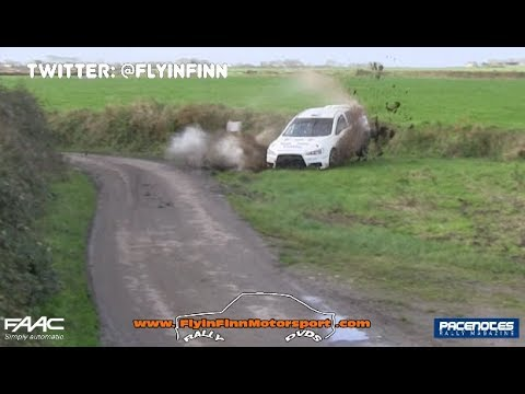 Banna Mini Stages Rally 2017 (Flyin Finn Motorsport) Irish Rallying