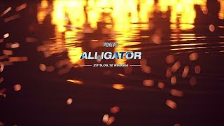 MONSTA X 「Alligator(Japanese ver.)」 Teaser