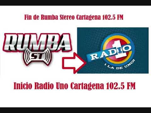 Fin Rumba Stereo Cartagena 102.5 FM