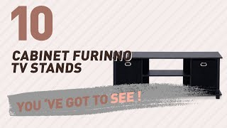 Cabinet Furinno TV Stands // New & Popular 2017