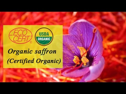 Organic Saffron supplier in Bakersfield
