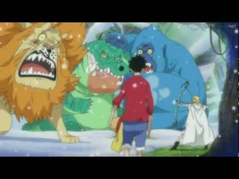 ONE PIECE AMV LUFFY DOPO 2 ANNI