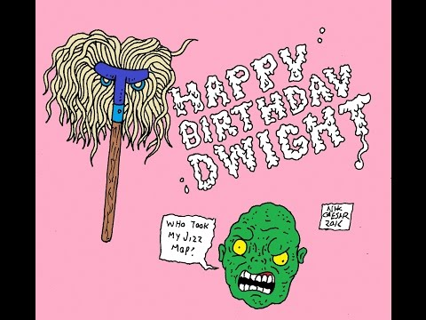 Prank Calls - Dwight Birthday Show 2016