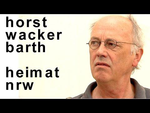Horst Wackerbarth Heimatnrw Und Atelier Nrw Forum Kultur
