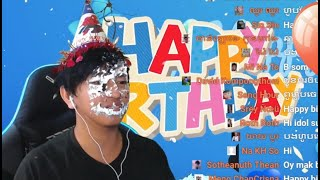 When your Birthday មកដល់ តែអត់មានអ្នកធ្វើឲ្យ 🤣