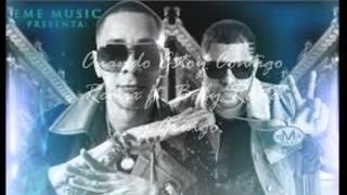 Video Cuando Estoy Contigo  Remix ft  Baby Rasta y Gringo download MP3, 3GP, MP4, WEBM, AVI, FLV Desember 2017
