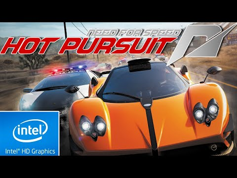 NEED FOR SPEED : HOT PURSUIT | LOW END PC TEST | INTEL HD 4000 | 4 GB RAM | i3 |