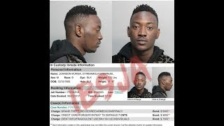 Dammy krane arrested for theft and fraud! see reactions from fans
